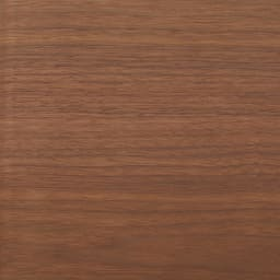 Oluo/オルオ トイレットペーパーワゴン ウォルナット 拡大図。シックな印象のウォルナット化粧板。綺麗な木目が魅力です。