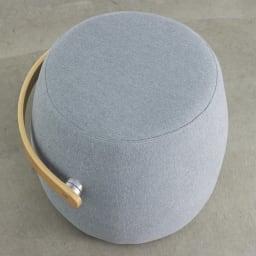 Meteor/ミーティア 木製ハンドル付きスツール