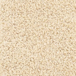 日本製ナイロン100%洗えるツイストシャギー カーペット(3畳~12畳) [素材アップ]ベージュ