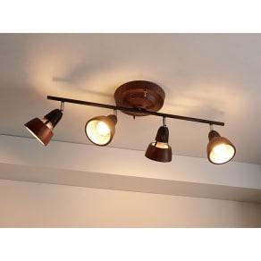 ハーモニーシーリングライト 4灯 写真