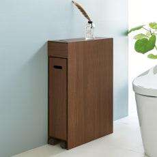 スライド式 トイレ 収納 コンパクトタイプ