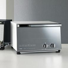 ミラーガラス オーブントースター レギュラーサイズ