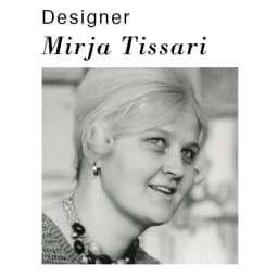 Finlayson/フィンレイソン カバーリング アンヌッカ ピローケース Designer Mirja Tissari