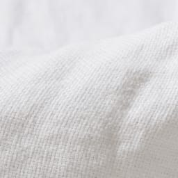 Etherial/エザリアル リネン ソファ 幅135cm(肘なし)(2人掛け) 張り地はきめ細かく織り上げられたリネン100%。吸湿・速乾・抗菌性に優れたリネン天然素材です。