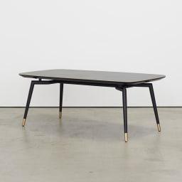 Raamine/ラミネ セラミックトップ・リビングテーブル 斜め