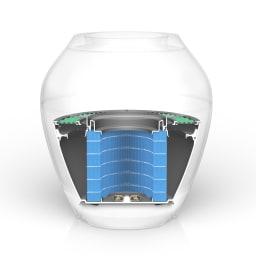 バルミューダ加湿器 RAIN フィルターセット ※CGイメージ画像です。