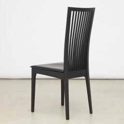 5点セット Connubia/コヌビア 伸長式テーブル+Philadelphiaチェア4脚  テーブル幅130cm(伸長時190cm) チェア背面