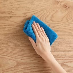 Lana/ラナ ステントップボード・キッチンボード 幅120cm 表面は木目の素材感を大事にしながらも、水汚れに強いウレタン塗装。