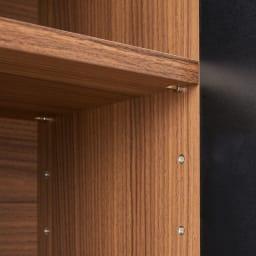 Remonte/ルモンテ 格子シリーズ 薄型収納扉タイプ 幅60.5cm 6cm間隔で棚板調節できます