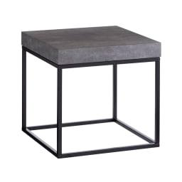 Petra(ペトラ) コンクリート調サイドテーブル