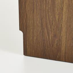 Winkel/ヴィンケル オーク天然木ななめ本棚 幅60cm・ハイ