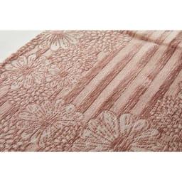 イタリア製マルチクロスElisa/エリーサ ソファーカバー 生地アップ (ウ)ピンク