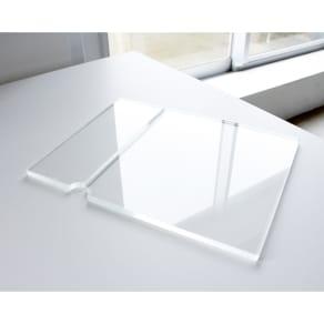 Boby Wagon/ボビーワゴン 専用アクリル天板セット 写真