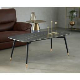 Raamine/ラミネ セラミックトップ・リビングテーブル セラミックトップのリビングテーブル