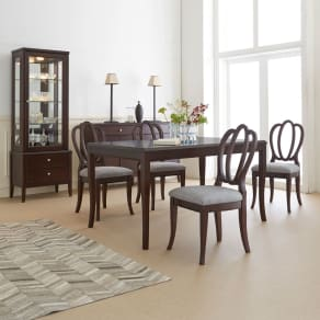 Emilia/エミリア ダイニングテーブルS 135×85cm 写真