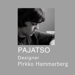 Finlayson PAJATSO/パヤッツオ フック織マット Designer Pirkko Hammarberg
