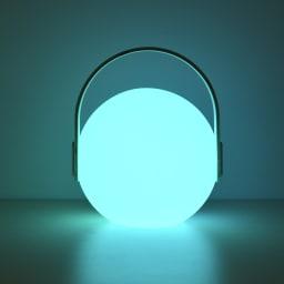 mooni/ムーニイ LED ミュージックランタン アイ