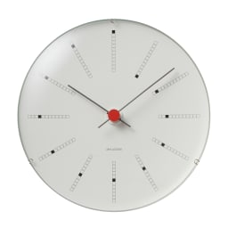 ARNE JACOBSEN/アルネヤコブセン 壁掛け時計 バンカーズ 径29cm