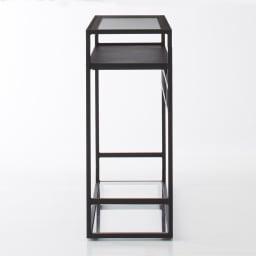 Noisette/ノワゼット アイアンコンソールテーブル 幅90cm高さ73.5cm