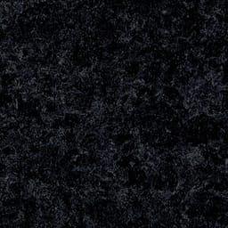 Granite/グラニト アイランド間仕切りキッチンカウンター幅140cm 家電収納付き 天板に使用したブラックのメラミン材は、昨今システムキッチンにも多く見られる黒御影石をリアルに再現した表面素材。熱・キズ・汚れに強く、ボールペンでひっかいてもほとんど傷がつかないほどの丈夫さです。