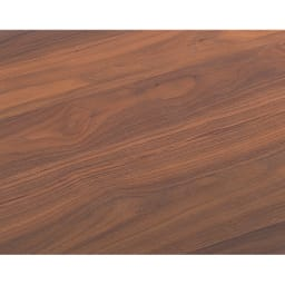 木目の風合いに包まれた隠しガラスグロッセウォルナットTV台シリーズ 扉キャビネット 幅50cm ウォルナット天然木のなめらかで美しい木目。