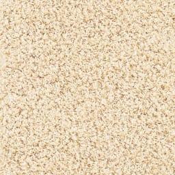 日本製ナイロン100%洗えるツイストシャギーラグ [素材アップ]ベージュ