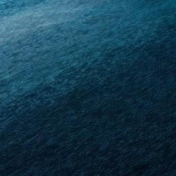 Gradation/グラデーション ベルギー製シェニール織ラグ [生地アップ] ブルー