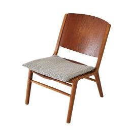 Bastille/バスティーユ ジャガード織 シートマット (ア)ベージュ ※写真は約46×46cmタイプです。