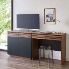 AlusStyle/アルススタイル リビングシリーズ ハイタイプテレビ台 幅80.5cm