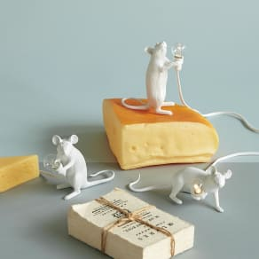 SELETTI/セレッティ マウスランプ 写真