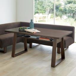 BIS/ビス リビングダイニングテーブル 幅140cm 幅140cmテーブル ※本ページではテーブルのみの販売です。