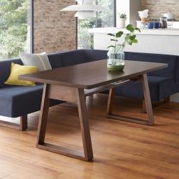 BIS/ビス リビングダイニングテーブル 幅154cm 幅154cmテーブル ※本ページではテーブルのみの販売です。