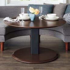 TETTO/テット 昇降式テーブル 丸テーブル