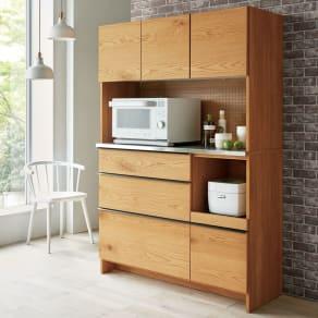 Lana/ラナ ステントップボード・キッチンボード 幅120cm 写真