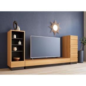 Renner/レナー リビングボード テレビ台 幅180cm 写真