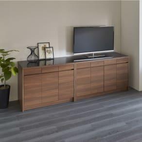 Granite/グラニト デスクシリーズ キャビネット幅119cm 写真