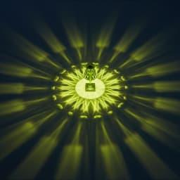 Battery/バッテリー 充電式テーブルランプ・テーブルライト [Kartell・カルテル/デザイン:フェルーチェ・ラヴィアーニ] グリーン