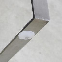 Grazol/グラツォール オットマン 幅67cm 接地面には樹脂脚付き