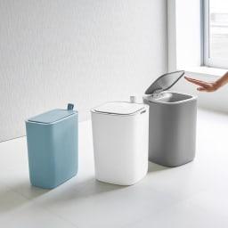 EKO/イーケーオー モランディ センサーゴミ箱 8L 忙しいお手入れの時間やお料理中にも便利にお使いいただけます。