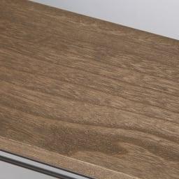 シューズボックス下ワゴン シューズワゴン 美しい木目が高級感を添えます。