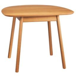 cobrina/コブリナ オーク天然木 ダイニングテーブル 幅89 奥行80cm (ア)ナチュラル お届けの商品はこちらのダイニングテーブル 幅89cmです。