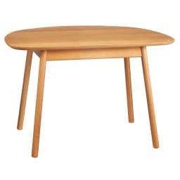 cobrina/コブリナ オーク天然木 ダイニングテーブル 幅133cm 奥行120cm ナチュラル
