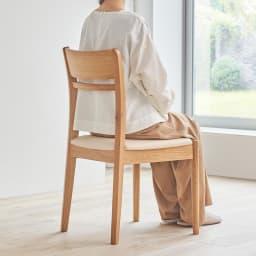 Luomur/ルオムール 無垢ダイニングシリーズ テーブル130セット ベンチセット