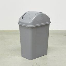 Large/ラルジュ 横格子ダストボックス 4分別(ペール2個付き) 幅82cm奥行40cm高さ87.5cm ペール(容量19L)