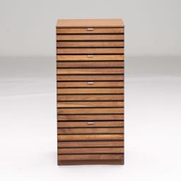 Gitter/ギッター 薄型収納 チェスト 幅40.5cm高さ84.5cm