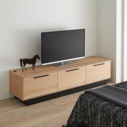 Glint/グリント LED照明付きテレビ台 幅180cm 幅180cmタイプ