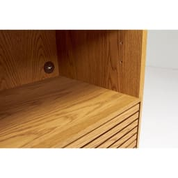 格子リビングシリーズ キャビネット 幅56cm