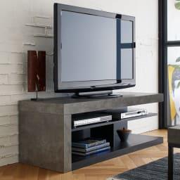 Detroit デトロイト ポルトガル製テレビ台 [temahome テマホーム] 個性的なデザインが洗練された空間を演出