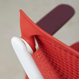 HermanMiller/ハーマンミラー セイル チェア レッド