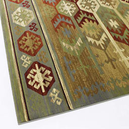 Pamir/パミール エジプト製ウィルトン織マット 約50cm×80cm